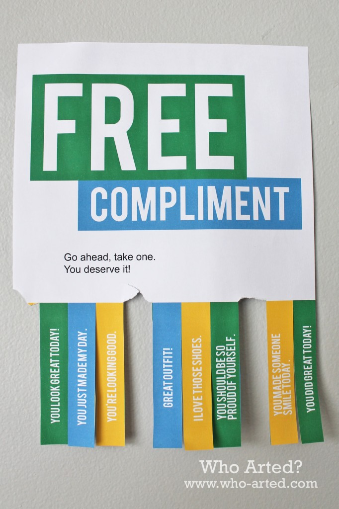 Free Compliments Flyer 05
