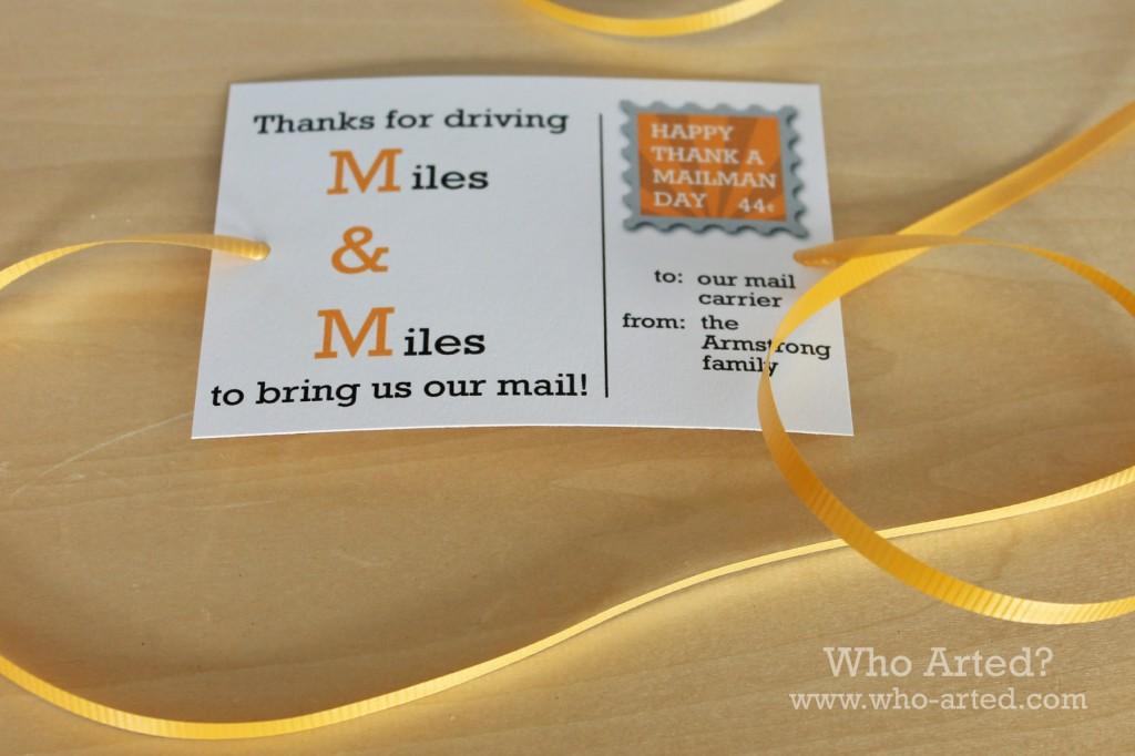 Thank a Mailman 05
