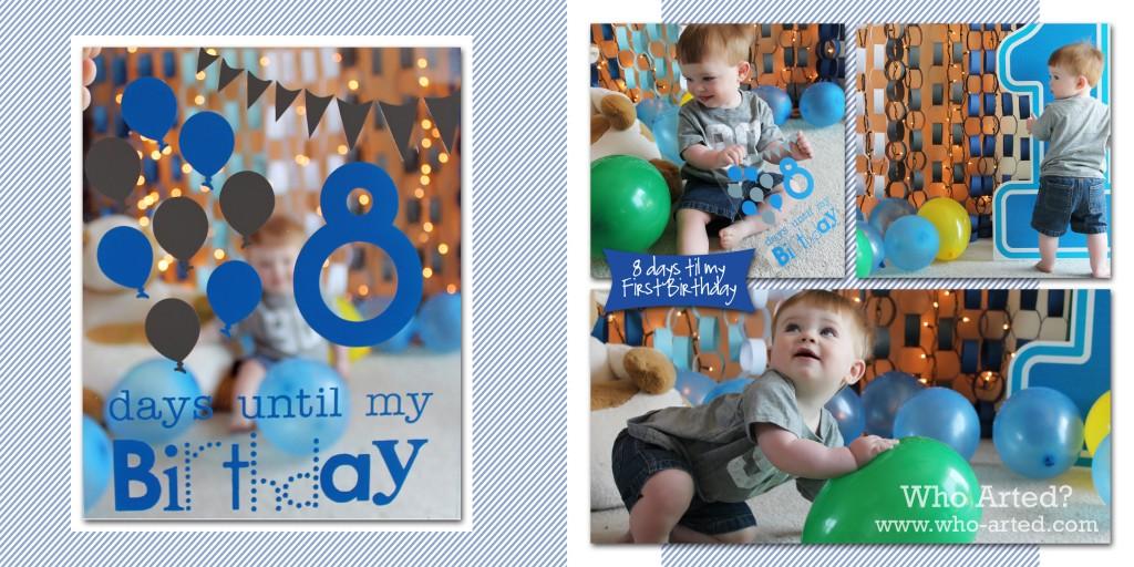 2011 Birthday Countdown 08