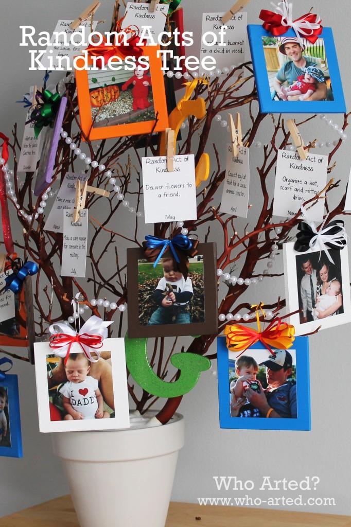 Random Acts of Kindness Tree 01