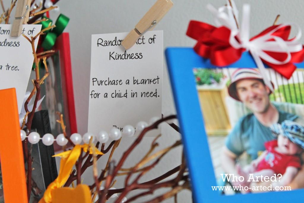 Random Acts of Kindness Tree 11