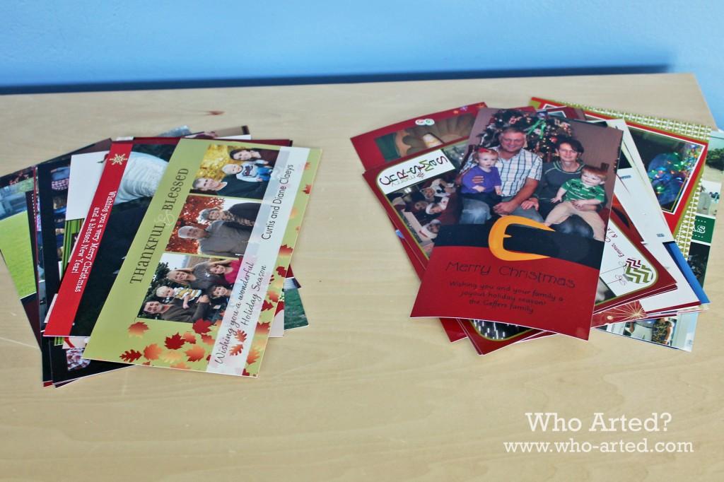 Christmas Card Ornament 02