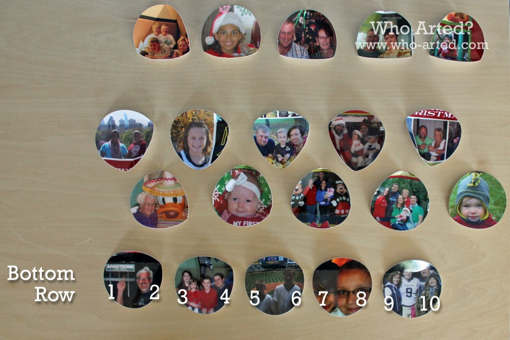 Christmas Card Ornament 08