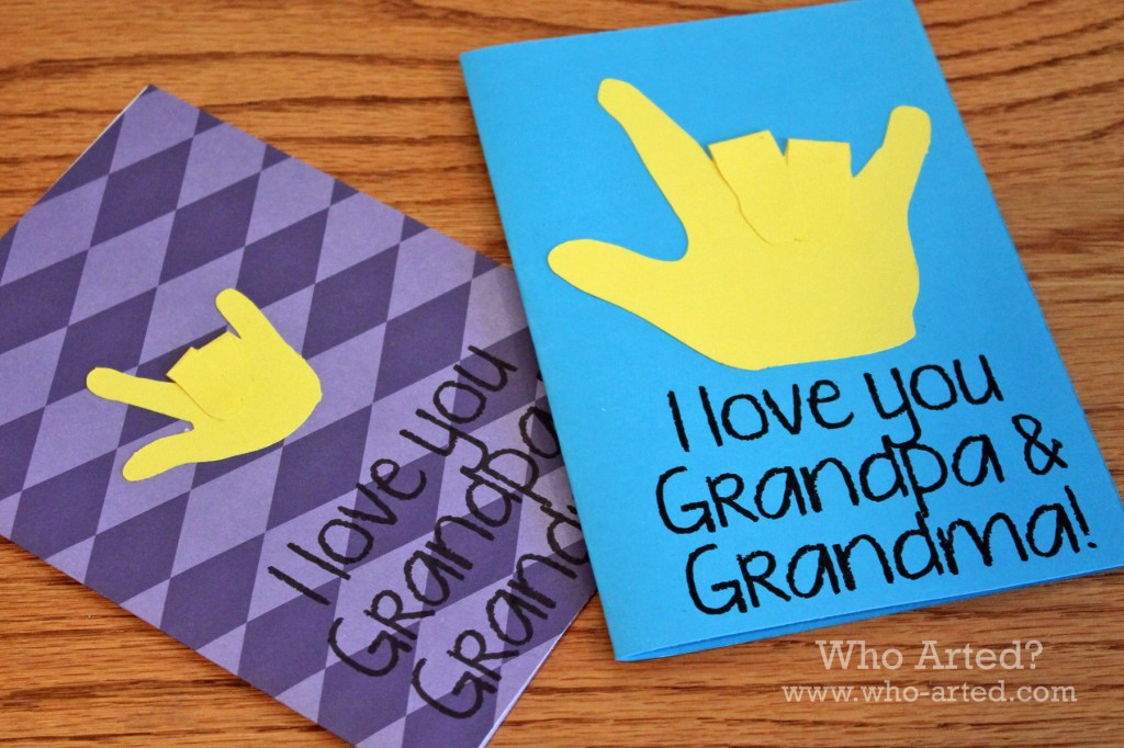 Grandparents Day Cards 08