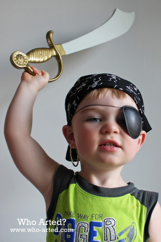 Talk Like a Pirate Day 13