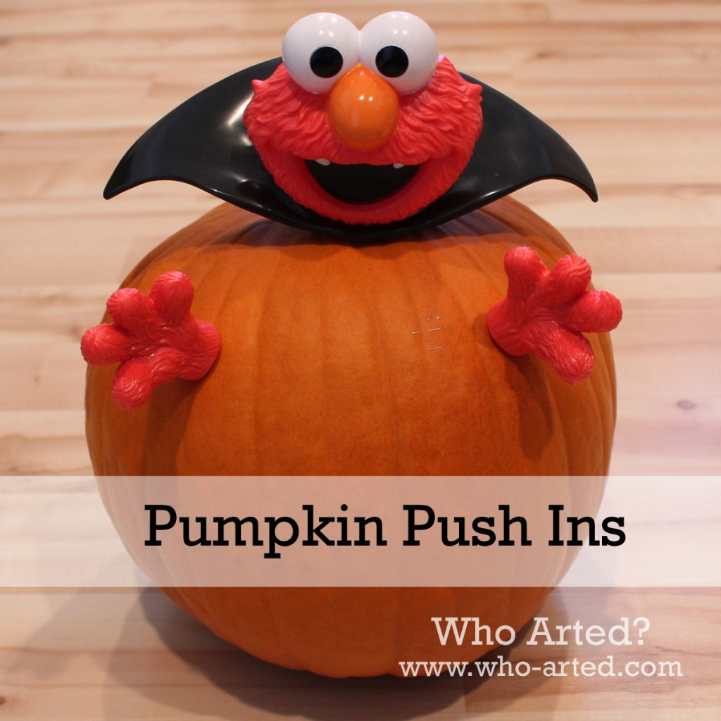 Push-In Pumpkin 03