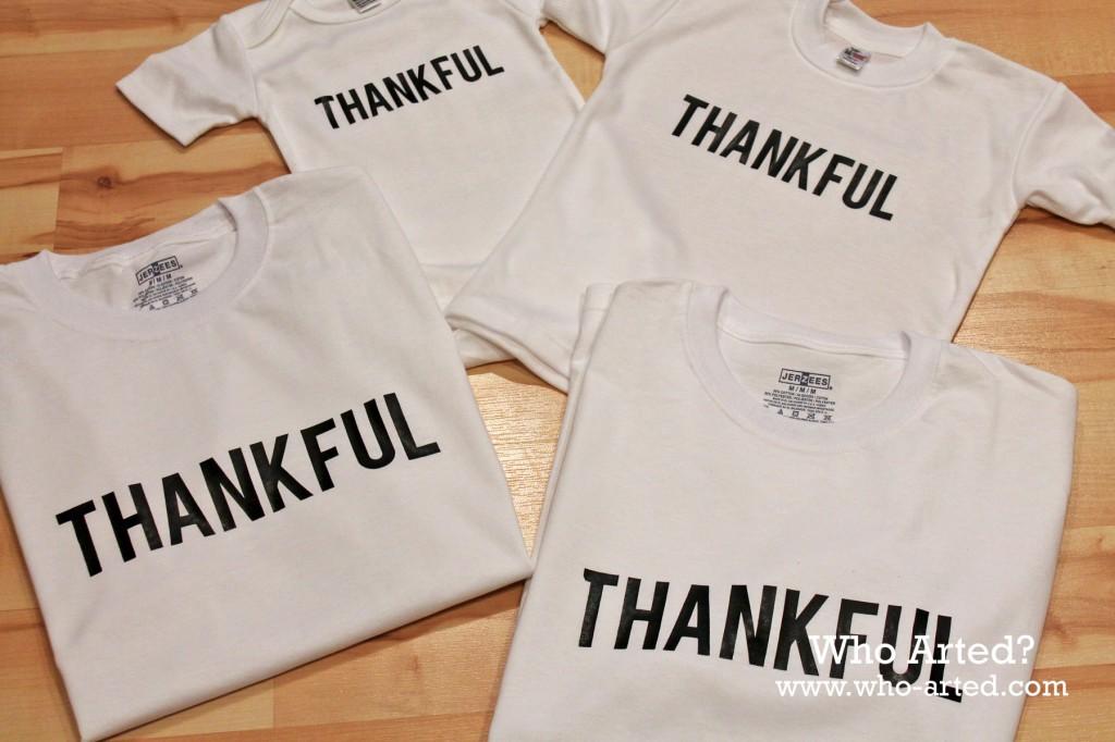 Thankful TShirt 03