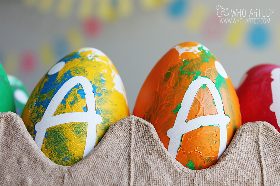 Baby Easter Eggs Who Arted 07