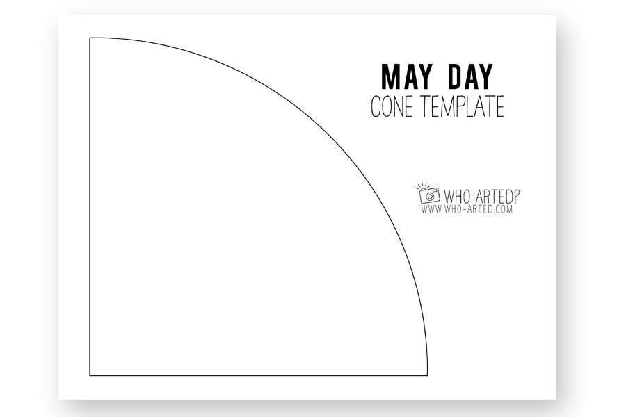 May Day Cone Who Arted 01
