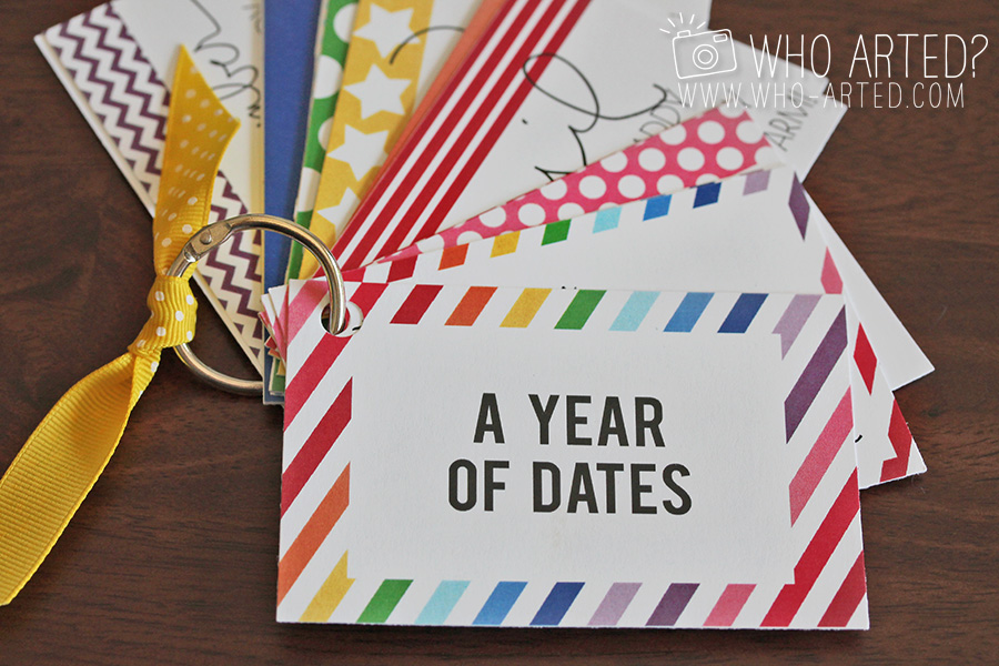 Year of Dates Who Arted 05