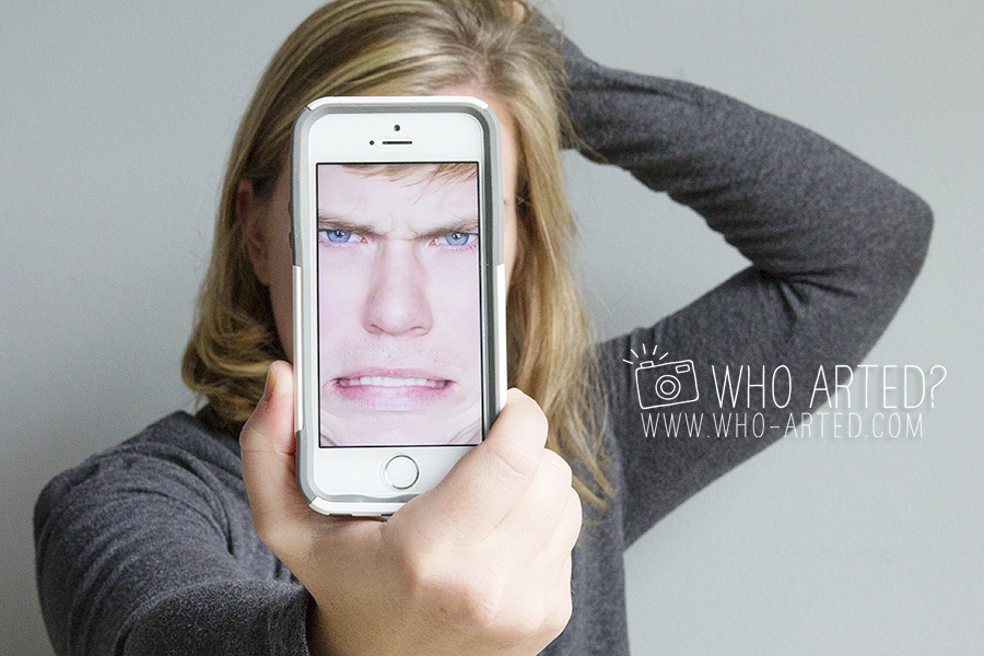 iPhone Photo Shoot