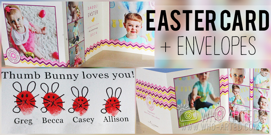 Easter Cards Easter Envelopes Who Arted 00