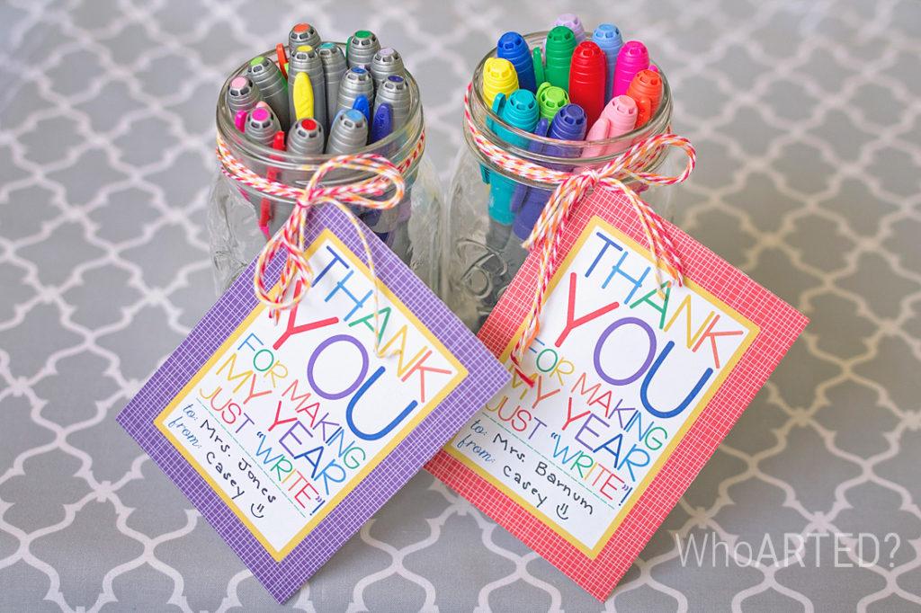 Teacher Appreciation Just Write 05