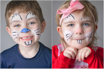 Best Face Paint for Moms + Kids Who Arted