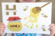 Alphabet Handprint Art (Letter H)